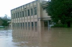 Bad weather damage
